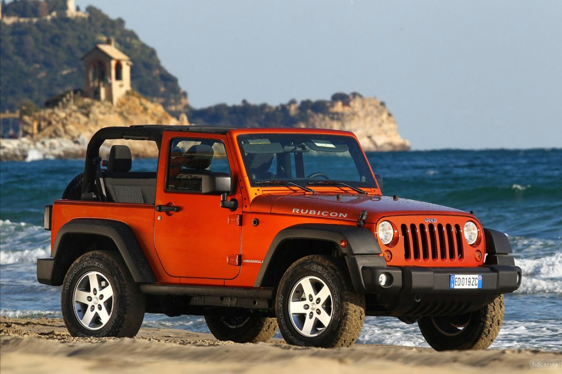 Jeep Wrangrer 3Dr Automatic